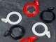 plastic rim trial lens