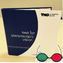 tno stereo vision book                   glasses